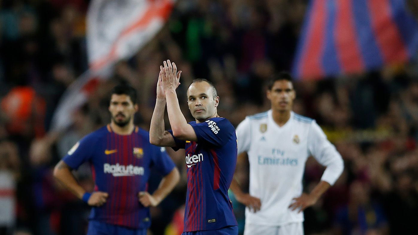 FFA to contact Iniesta over A-League move