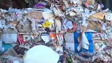 Australia is set to ban the export of plastic, paper and glass in a bid to help clean up the world's oceans.