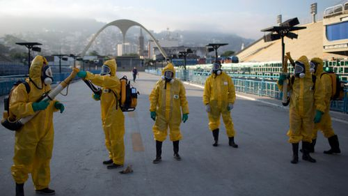 Scientists call for Rio Olympics to be moved due to Zika virus threat