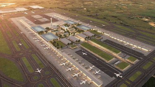 Western Sydney Airport: first pictures