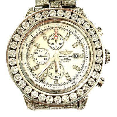 1884 Super Avenger Men's Breitling watch