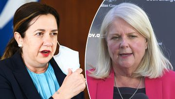 Home Affairs Minister slams Queensland Premier as Tokyo petition now over 75k.