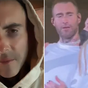 Adam Levine explains reaction to fan storming on stage and hugging him