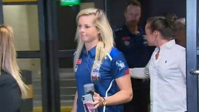 Western Bulldogs skipper Katie Brennan grand final ban described as 'ridiculous' and 'embarrassing'