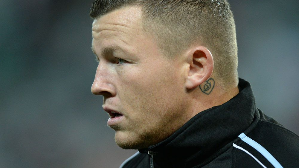 Todd Carney wants to play in the NRL again. (AAP)