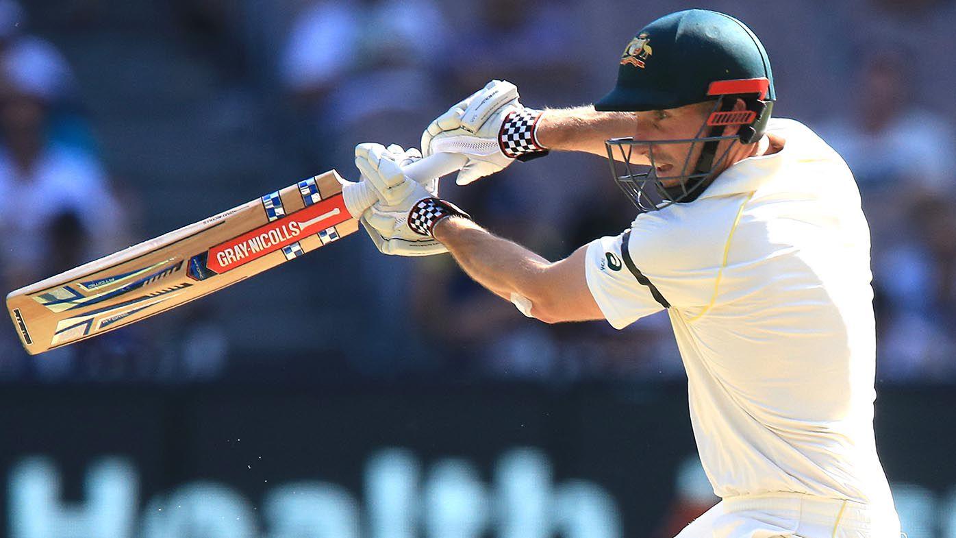 Shaun Marsh should open batting for Australia in first Test, Michael Clarke says