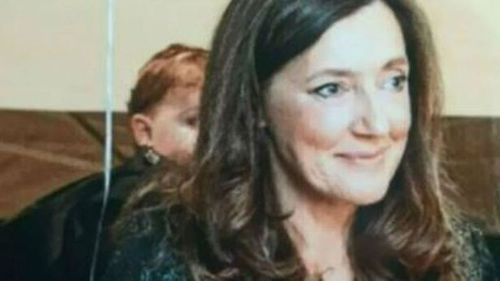 Karen Ristevski's body was found in February. (File image)