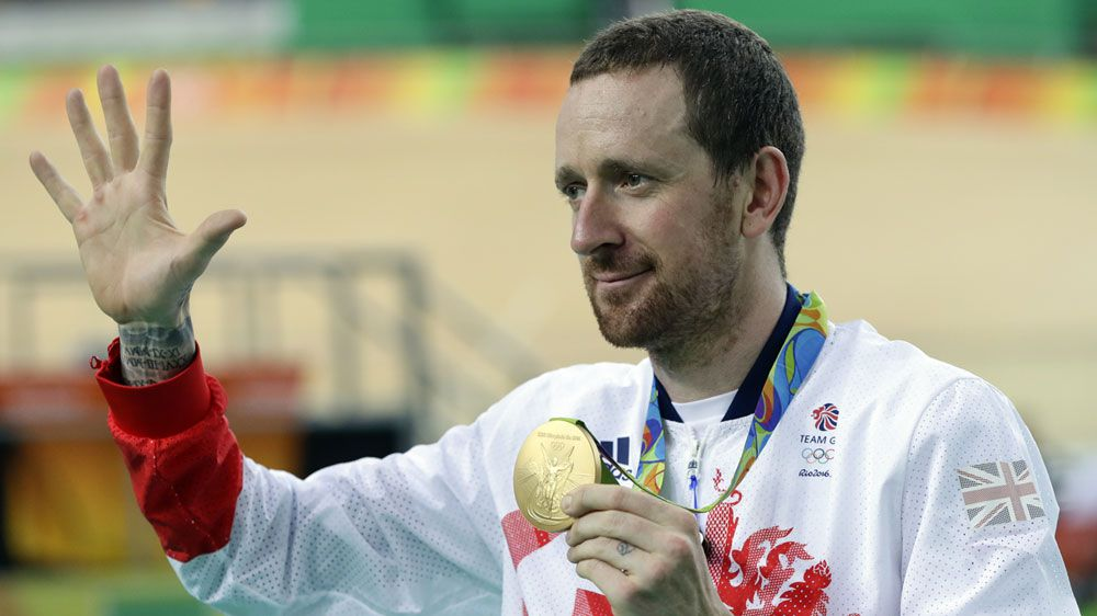 Sir Bradley Wiggins (AAP)