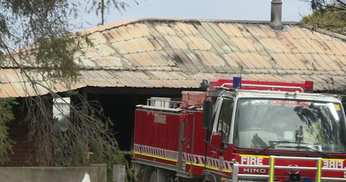 Man dies in Marungi house fire