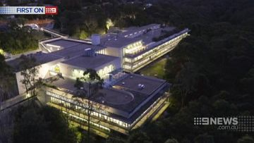 9NEWS gets exclusive look inside Scientology's Sydney headquarters