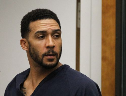 Former American football star Kellen Winslow Jr. convicted of raping 58-year-old homeless woman