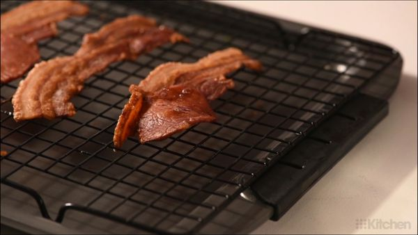 How to make crispy bacon