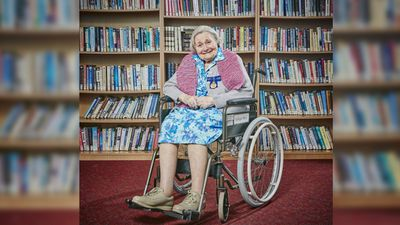 <p>Georgia Shield, 90, established a community organisation to support people with mental health issues and their families.</p><p>She started the group after her son, who has depression, was left with nowhere to go when his support group closed.</p>