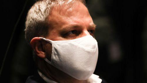 Victoria Chief Health Officer Brett Sutton.