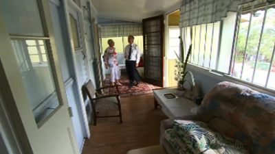 The three-bedroom cottage will go under the hammer on November 18. (9NEWS)
