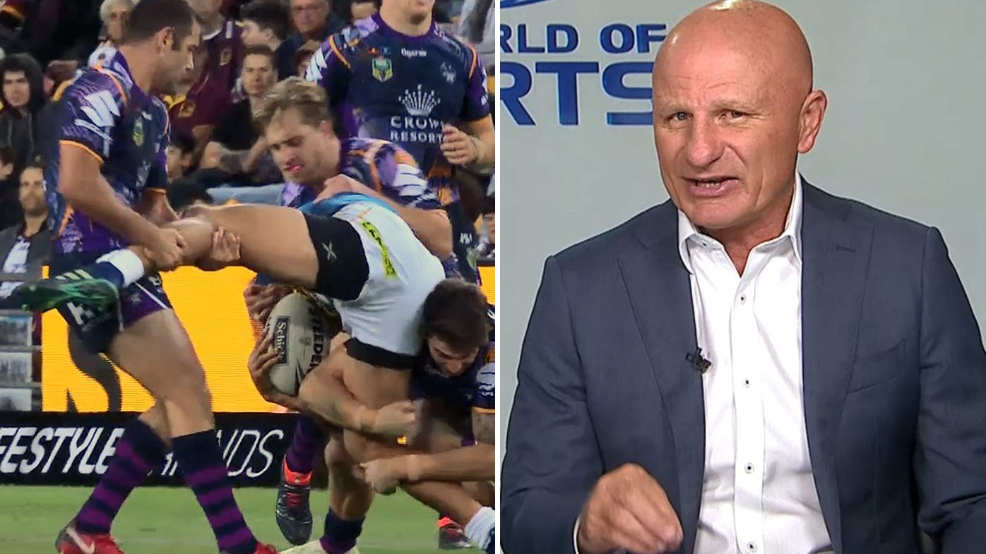 Sterlo unloads on Smith