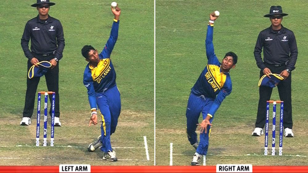 Kamidi Mendis. (Supplied)