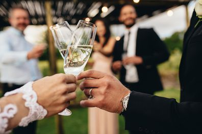 Should second weddings be treated differently than a first marriage