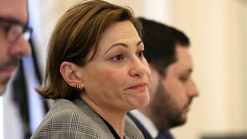 Queensland Deputy Premier Jackie Trad apologises for failing to declare property