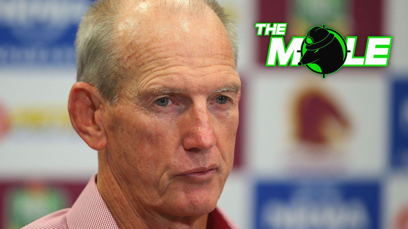 The Mole: Brisbane Broncos coach Wayne Bennett's Dragons blunder