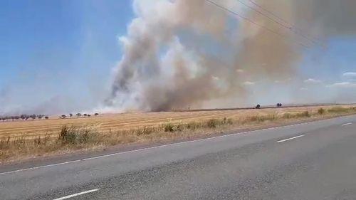 Templers SA fire