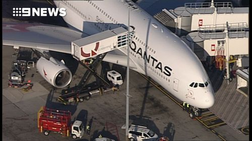 Qantas A380 flight QF7 from Sydney was turned around mid-air following an in-cabin noise issue.