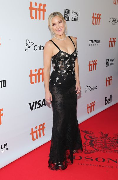 Actress Kate Hudson attends the 2016 Toronto International Film Festival Premiere of 'Deepwater Horizon' at Roy Thomson Hall on September 13, 2016