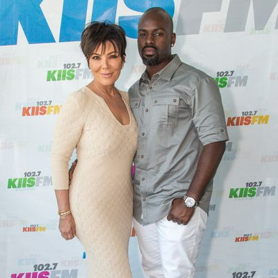 <strong>Kris Jenner, 63, and Corey Gamble, 37</strong>