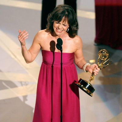 2007: Sally Field's confusing acceptance speech
