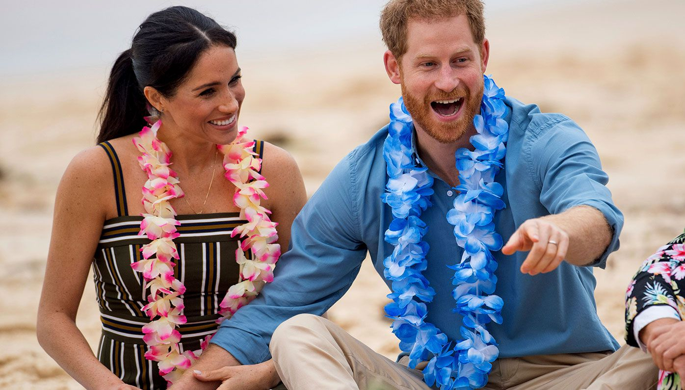 AFL great Campbell Brown reveals wild Las Vegas party with Prince Harry