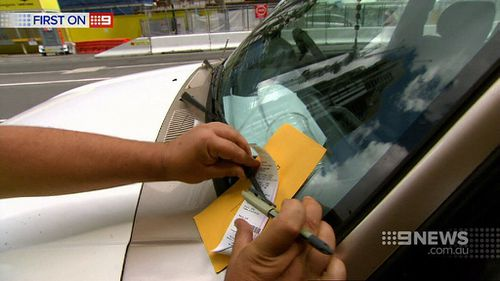 Ryde Council saw a 95% reduction in incidents after introducing the cameras. (9NEWS)