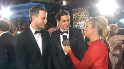TV's Hamish and Andy are interviewed by Shelley Craft.