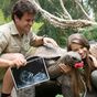Bindi Irwin reveals she and husband Chandler Powell are expecting a baby girl