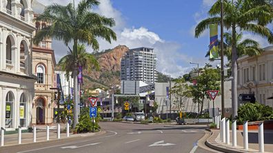 Townsville is one suggested location for a nuclear power plant.