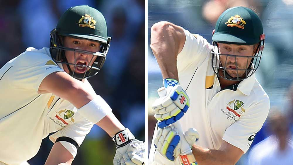 Pick Shaun Marsh over Renshaw: Slats