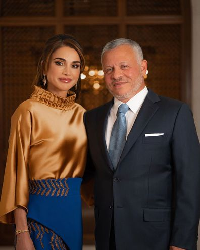 Norwegian King Harald speaks about death of Ari Behn during royal tour of Jordan