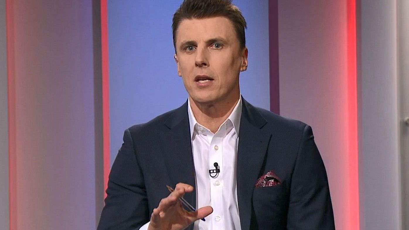 Matthew Lloyd says AFL media, not fans behind agenda to permanently shorten games