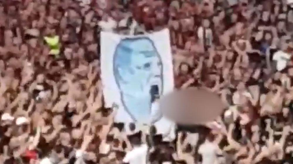 FFA condemn homophobic WSW fan banner