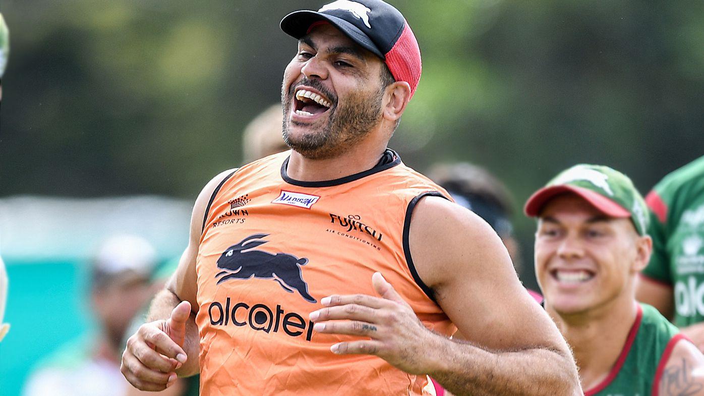 NRL: South Sydney Rabbitohs' Greg Inglis craves fullback jersey