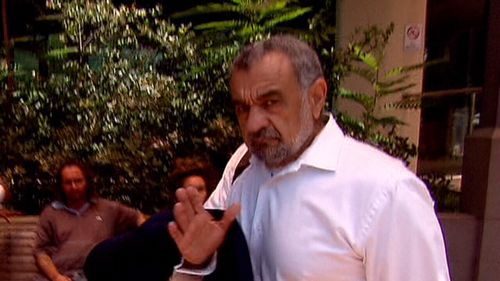 Part-time cabbie George Zaphir has been handed a $12,000 fine for six convictions of claiming to be a health practitioner.