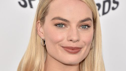 Margot Robbie attends the 2018 Film Independent Spirit Awards on March 3, 2018 in Santa Monica, California. (AAP)