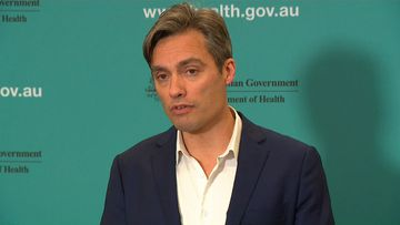 "Dr Nick Coatsworth says Australian health authorities know ""very little"" about Russia's purported COVID-19 vaccine."