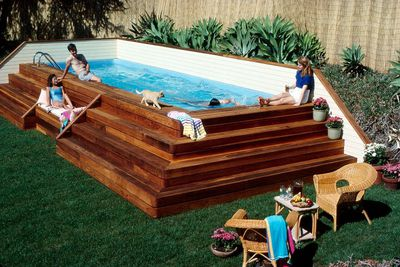 <strong>Wooden planking complements the style beautifully</strong>
