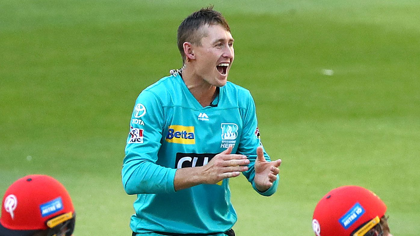 Marnus Labuschagne stars as Brisbane Heat lock in finals spot