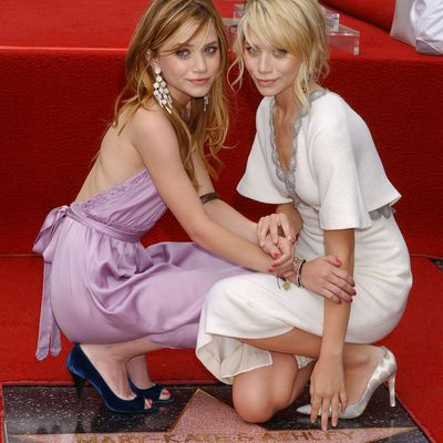 Mary-Kate and Ashley Olsen: 2004