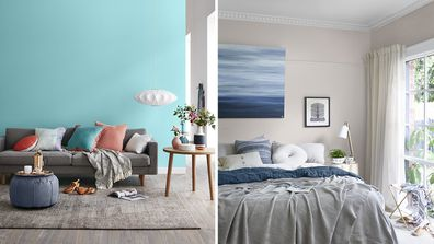 How to pick the right paint colour for your space