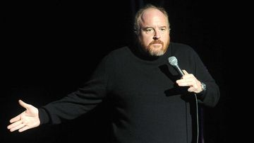 Louis CK mocks school shooting survivors