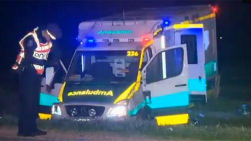 SA ambulance driver reported over death