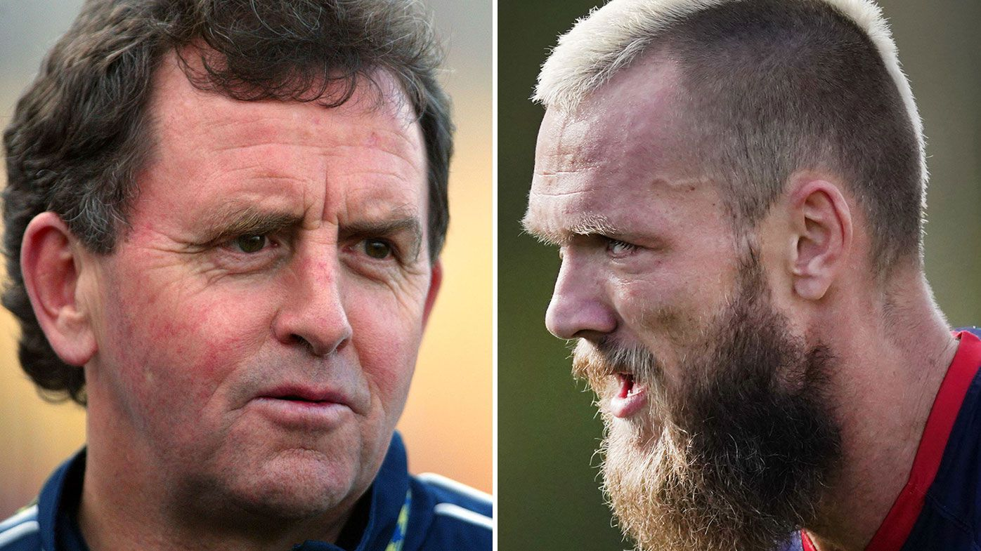 Legendary coach Denis Pagan jokes he would have benched Max Gawn after new-look hair style