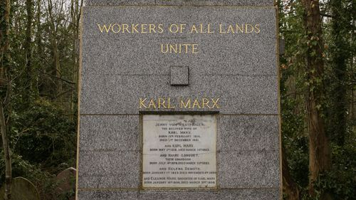 Karl Marx memorial 'will never be the same' after deliberate attack